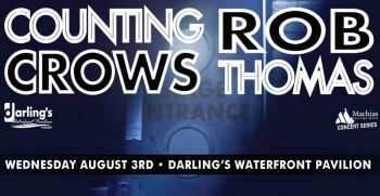 Counting Crows Darlings Waterfront Pavilion